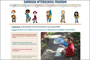 Garrison Afterschool Program