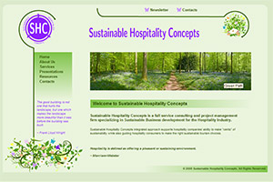 Sustainable Hospitality Concepts